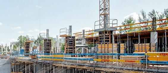 Plataforma Universal para construcción de pilares