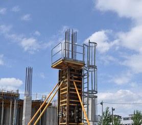 Compatible con diferentes sistemas de moldaje de pilares ULMA