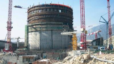Central Nuclear Taishan, Guandong, China