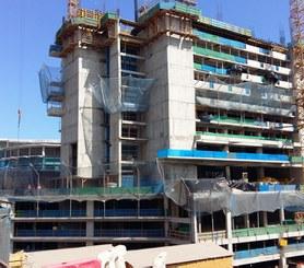 Edificios Puerto Nuevo, Antofagasta, Chile