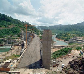 Proyecto Hidroeléctrico Changuinola I, Panamá