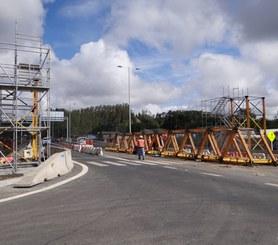 Pasarelas MK Ruta Coronel, Ruta 160 Coronel Arauco, VIII Región, Chile