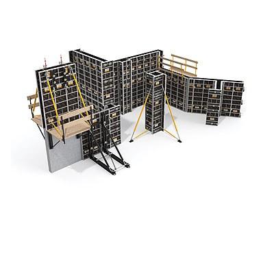 Moldaje modular ligero NEVI