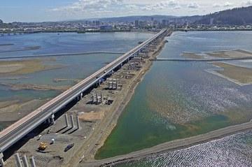 Mejorando la conectividad entre Concepción y San Pedro de la Paz