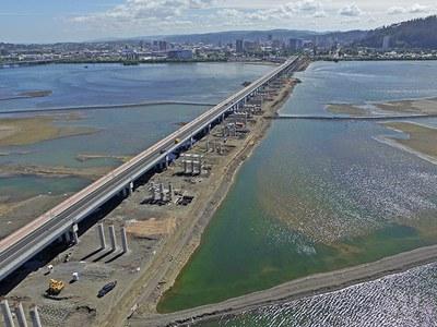 Puente Bicentenario, Concepción, Chile