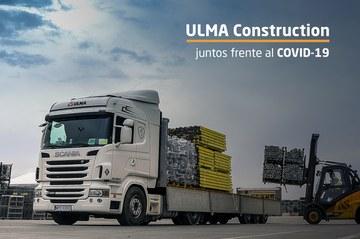 En ULMA Construction estamos aplicando un Plan de Contingencia COVID-19